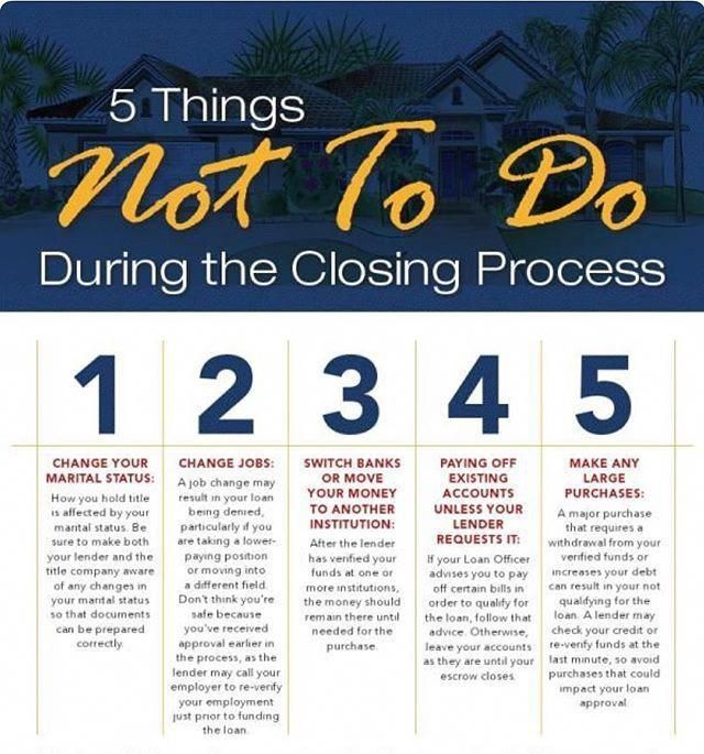 During The Closing Process Your Credit Will Be Checked Multiple Times So It S Imper Becoming A Realtor Real Estate Marketing Tools Real Estate Marketing Plan