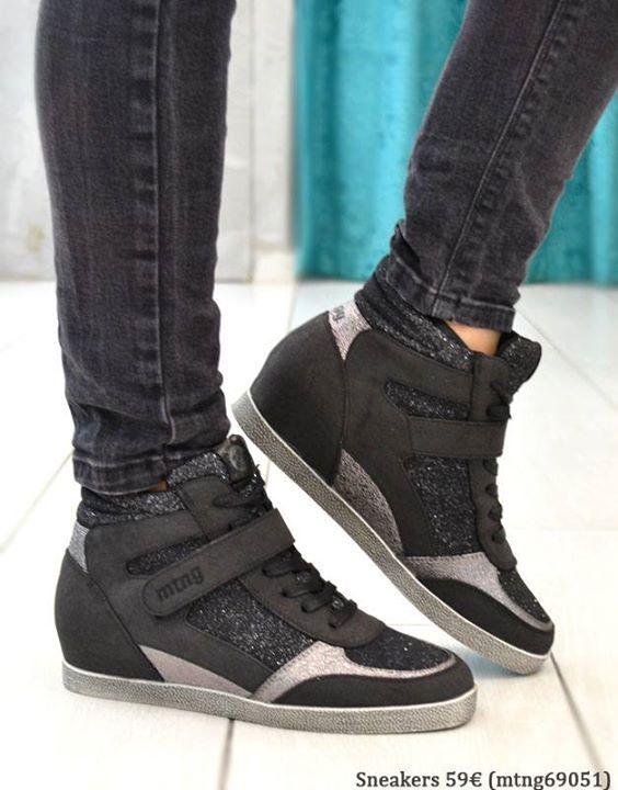 Sneakers >> http://bit.ly/2hwOmvL   Τηλεφωνικές παραγγελίες 2104953803   www.ninadamas.gr  Δωρεάν μεταφορικά και αντικαταβολή άνω των 60  Πληροφορίες για παραγγελίες --> http://bit.ly/2zfuqrJ #ninadamas #shoes #mtng #sneakers #fw2017