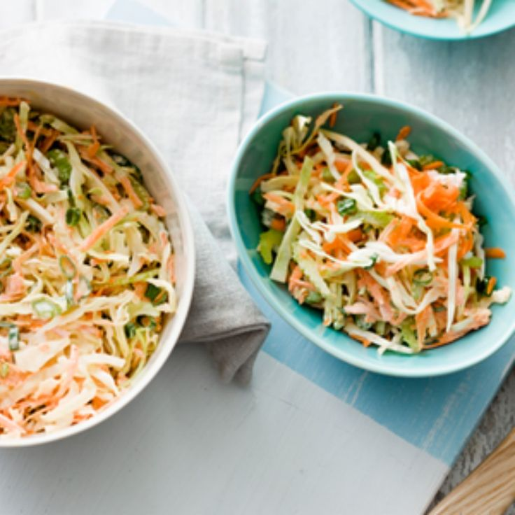 Pack a fresh Coleslaw by dennii on your spring picnic this weekend.
