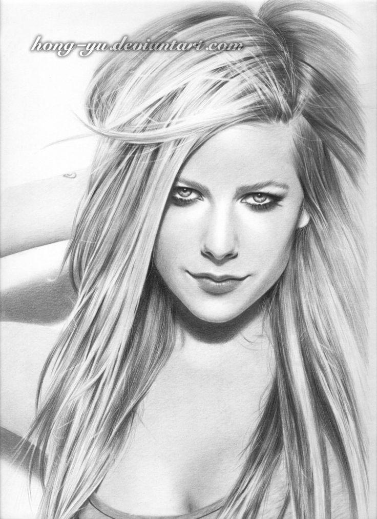 Imagem da minha best cantora que encontrei na internet for Amazing drawing websites