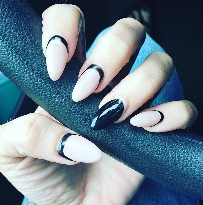 40 Moody Nail Ideas That Will Make You Take the Plunge Into Grunge: We know '90s beauty is making a solid comeback — especially grunge.