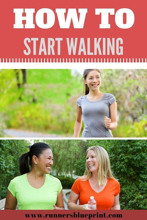 if your goal is to become a regular runner, you should not entertain any notion of running or walking/running until you can brisk walk for 40 to 50 minutes with much ease.   Therefore, whether you're looking to just get in shape, or serious about becoming a regular runner down the road, here are my complete beginner guide to fitness walking. http://www.runnersblueprint.com/how-to-start-a-walking-program-for-beginners/ #Walking #Program