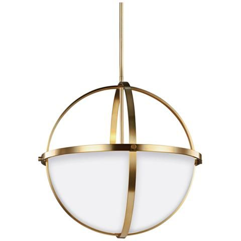 Celebrate The Influence Of Modern And Futuristic Style With This Contemporary Three Light Pendant