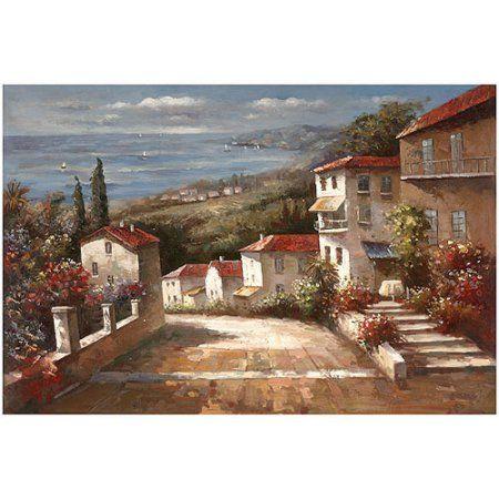 Trademark Fine Art Tuscany Canvas Art by Joval, 14x19, Multicolor