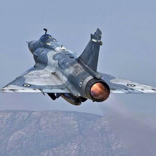 Mirage 2000D Hellenic Air Force