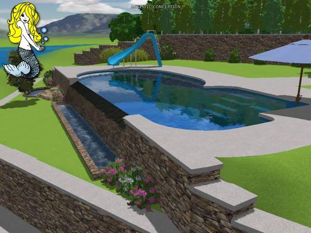 39 best Infinity Vanishing Edge Pools by San Juan ...