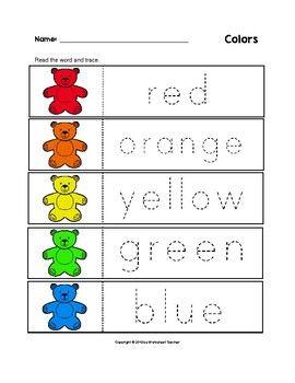 Preschool and kindergarten students will enjoy developing