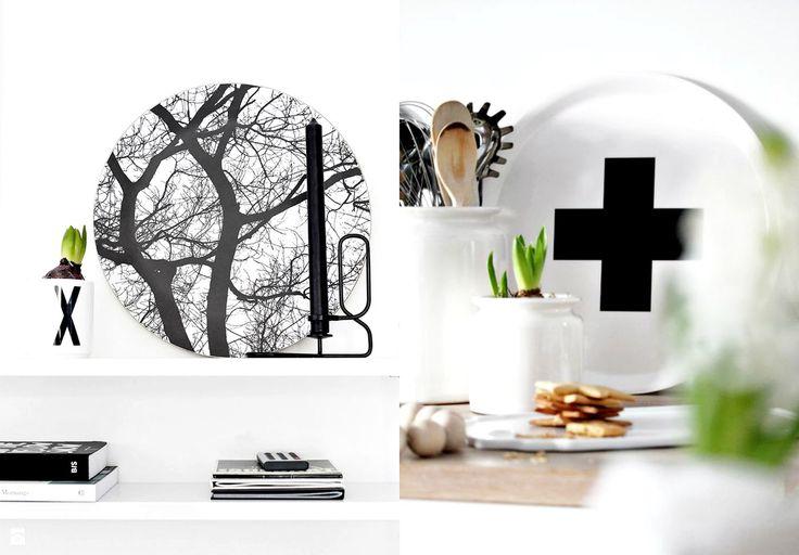 Jak wykorzystać dekoracyjne skandynawskie tace w kuchni? - zdjęcie od cleo-inspire - Kuchnia - Styl Skandynawski - cleo-inspire