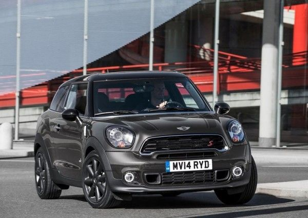 2015 Mini Paceman front images
