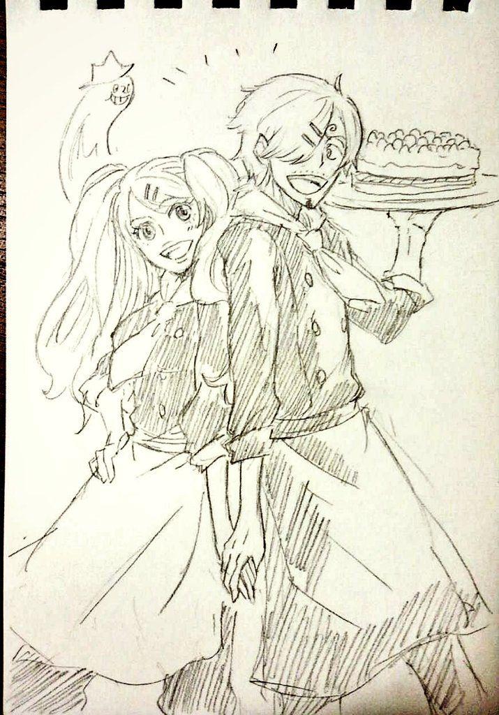 One Piece, Sanji, Purin