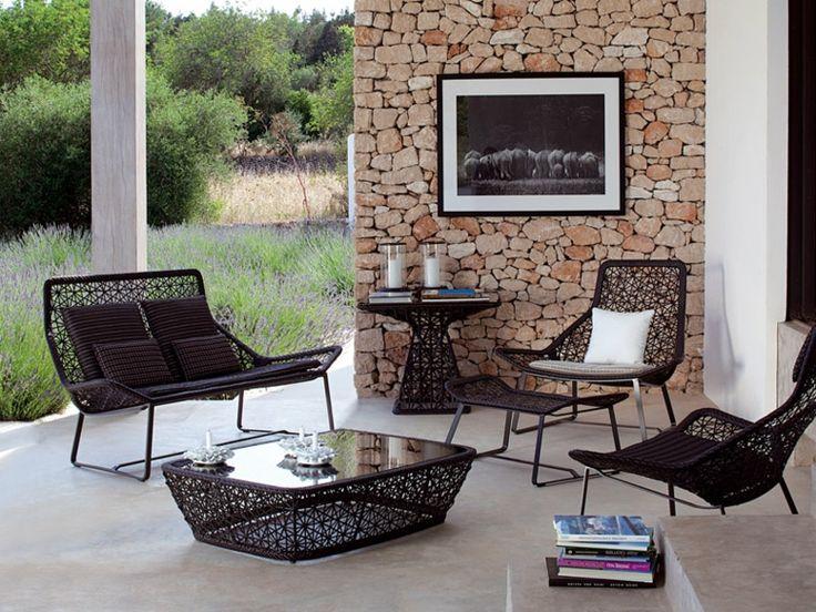 muebles de terraza y jardn para decorar el exterior