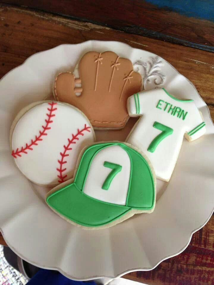 Baseball cookies                                                                                                                                                                                 More