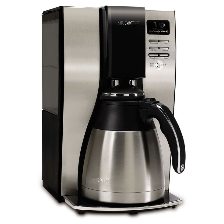Mr. Coffee Optimal Brew 10-Cup Thermal Coffeemaker #BVMC-PSTX91 - GoodHousekeeping.com