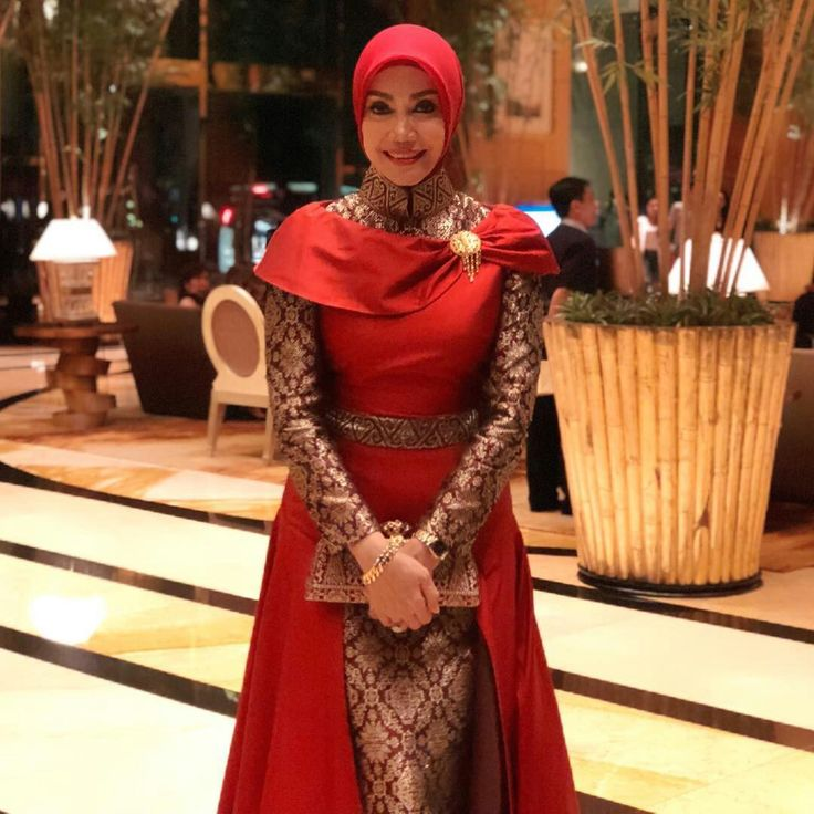 Inspirasi dari okky asokawati dress by dian pelangi