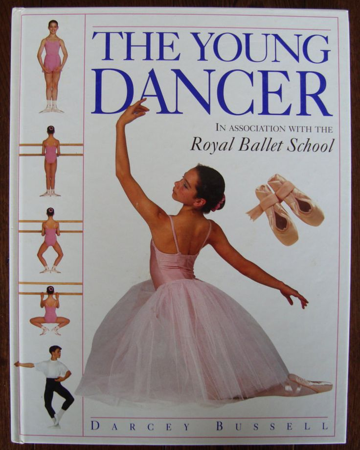The Young Dancer by Darcey Bussell - Royal Ballet School in London - Ballet Instructional Book by OfftheShelf2015 on Etsy