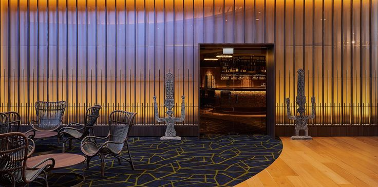 Scott Carver - Architecture and Design - Kyubi Modern Asian Dining