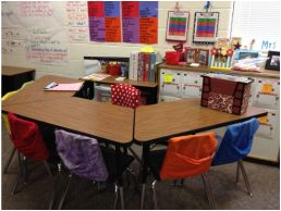 Getting guided reading organized