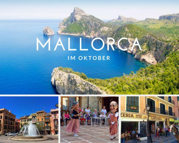 Mallorca im Oktober