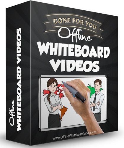 whiteboard videos for sale