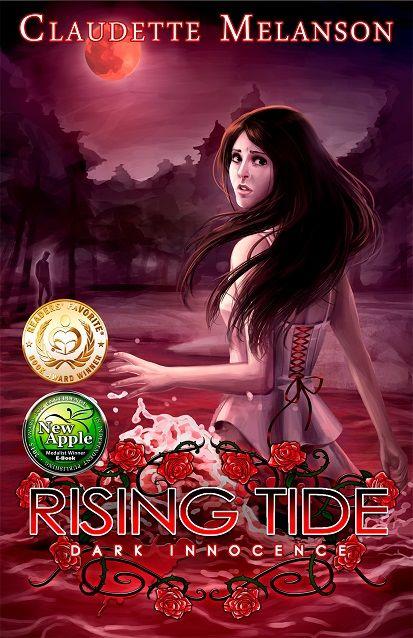 Book Spotlight + Excerpt ~ Rising Tide: Dark Innocence by Claudette Melanson | Mother Daughter Book Reviews