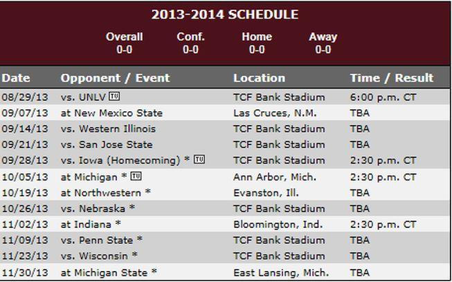 Alabama Football Schedule 2013 2014 | 2013-2014 Football Schedule