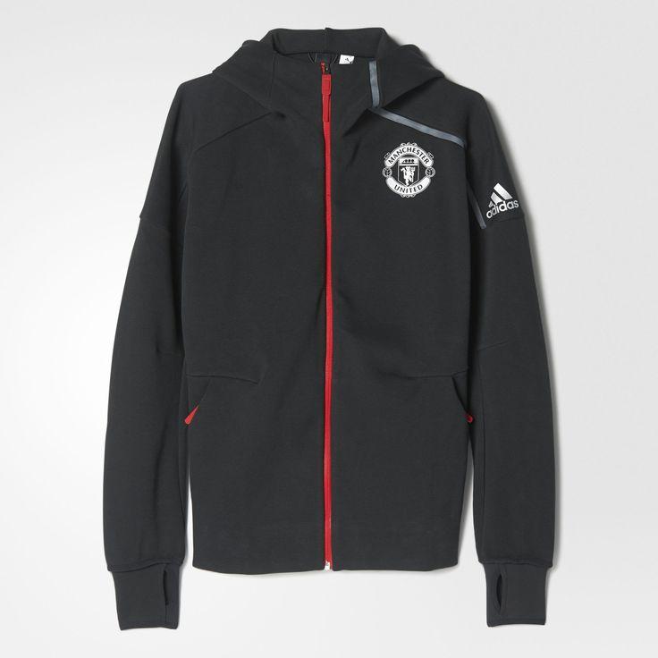 adidas - Chaqueta Manchester United FC Anthem