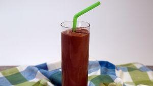 The Zero Sugar Chocolate Smoothie Recipe | The Chew - ABC.com