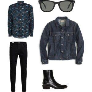 Jort's wardrobe - outfit #6