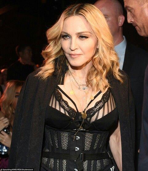 Madonna 2016