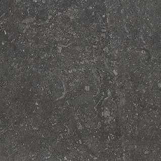 Bricmate Limestone Anthracite 15x15, med härlig kalkstenskänsla. Varierar i nyans och mönster.