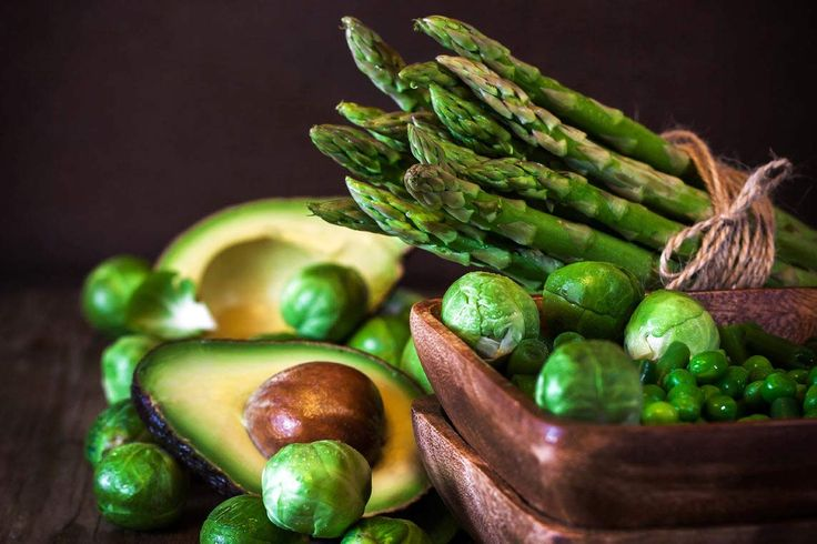 Healthy Foods That Fight Stress   DeStress.com  Foods High in Folate