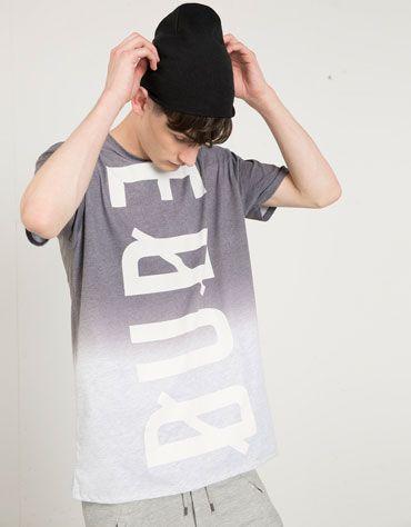 Bershka United Kingdom - Print T-shirt