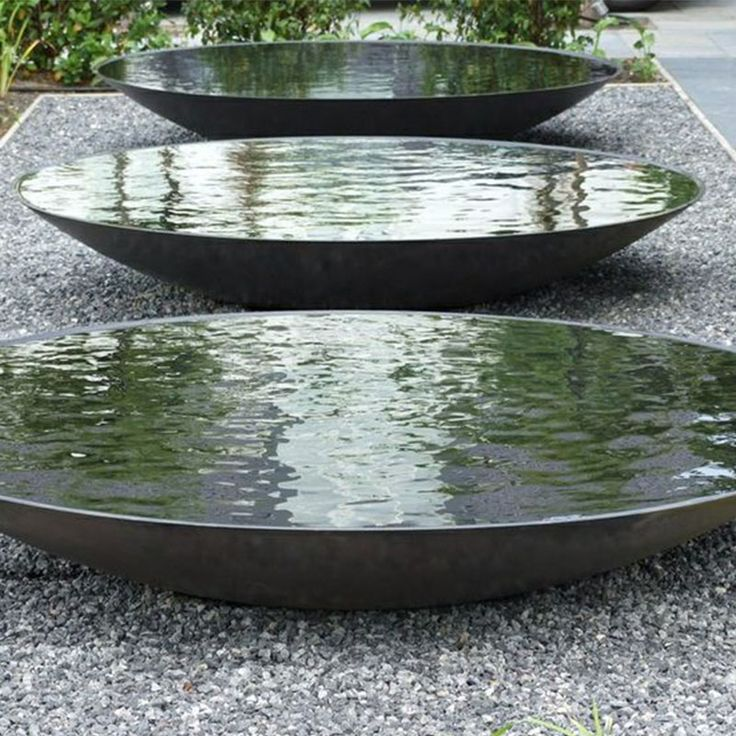 corten steel water bowl - Google Search                                                                                                                                                     More
