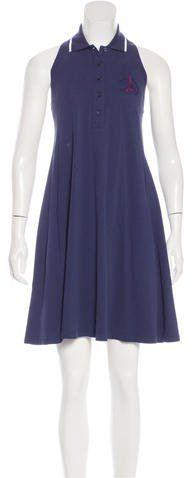 Kenzo Sleeveless Polo Dress