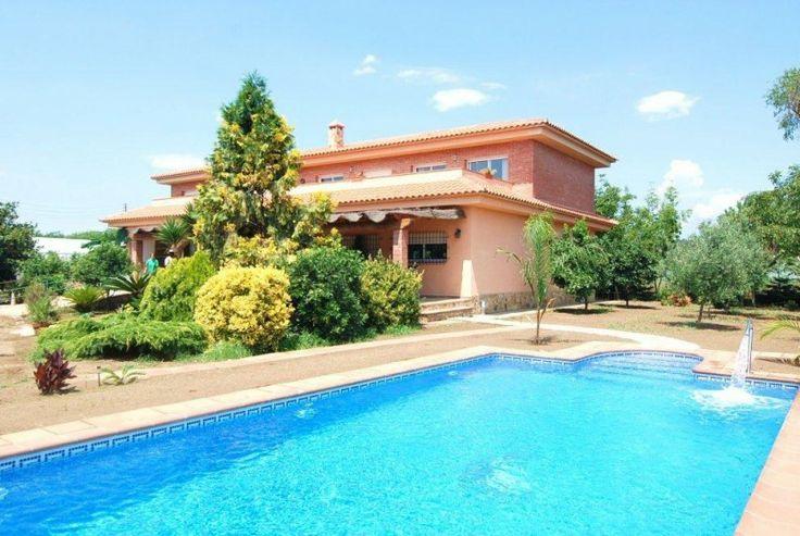 Villa Lacreu, Santa Susanna, Costa Maresme