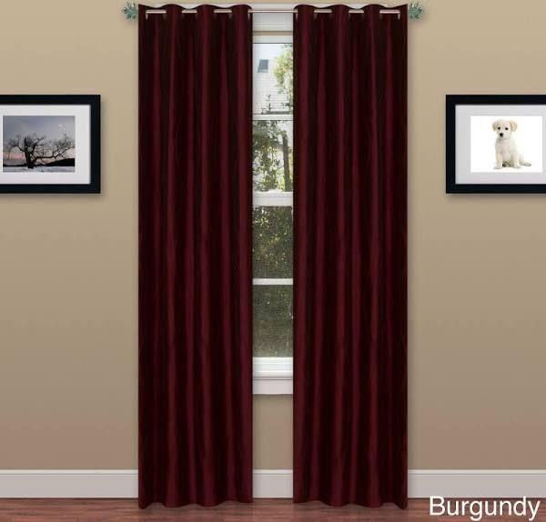Best 25+ Burgundy curtains ideas on Pinterest | Burgundy ...