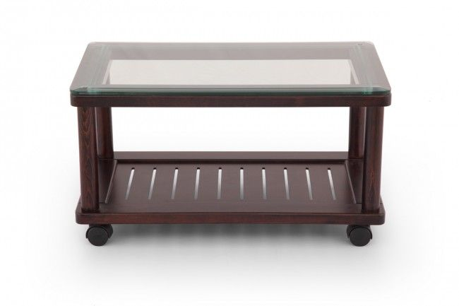 This Storage glass Coffee Table from Ekbote Furniture is made with Solid Wood & Glass and Commercial ply that has Beech Veneer on Both Sides. This comes with One Year Warranty and After Sales Service.
