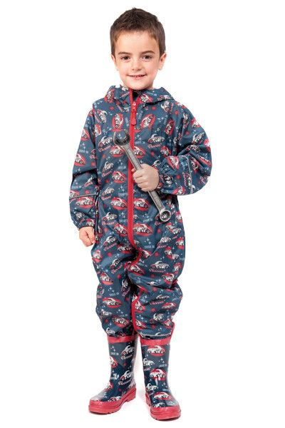 Little Nipper Rainsuit The suit is 100% waterproof and breathable, providing head to ankle protection from the elements on rainy days in spring. The suit is made from a lightweight material (100% polyester) that ensures your little ones can comfortably fit an extra layer underneath on colder days, but stay cool in the heat too. With features like the easy access full length zip, integral hood and reflective piping, the Little Nipper is a spring-time must-have. EUR34.99 www.hehirs.com