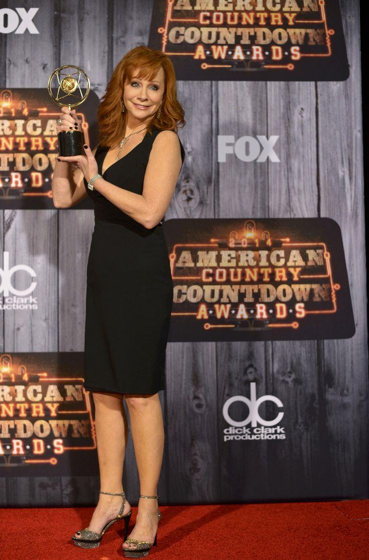 Reba McEntire 2014-12-16 American Country Countdown Music Awards