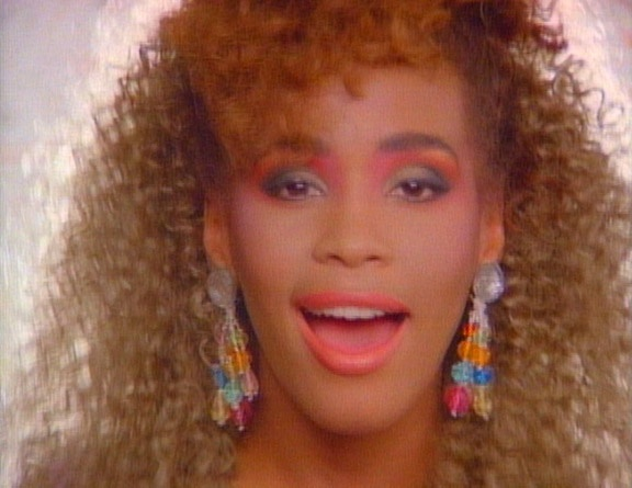 """""""I Wanna Dance with Somebody (Who Loves Me)"""" is the first single from Whitney Houston's second studio album is the song that made me fall in love with this singer! I think I was 3 or 4. :-)"""