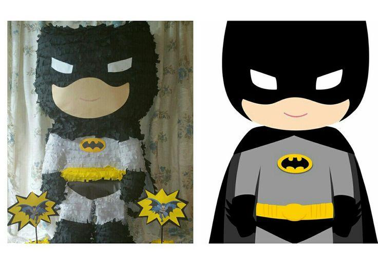 Piñata de Pequeño Batman 20$