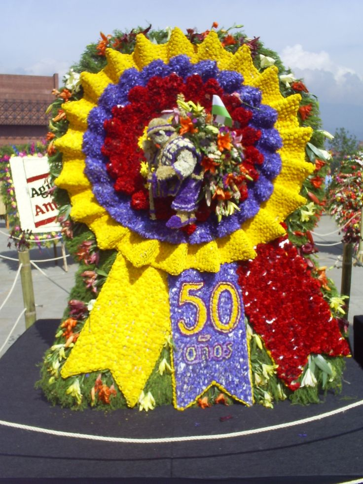 La Feria de las Flores, Medellín, Colombia