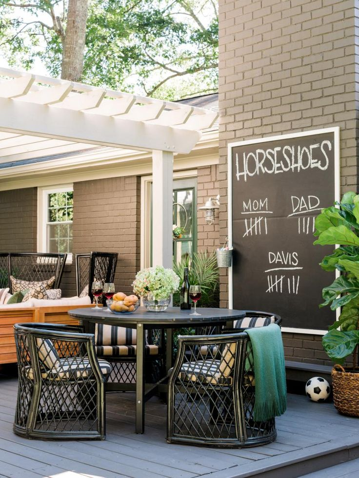 13 Easy Ways To Extend Your Outdoor Space Into Fall