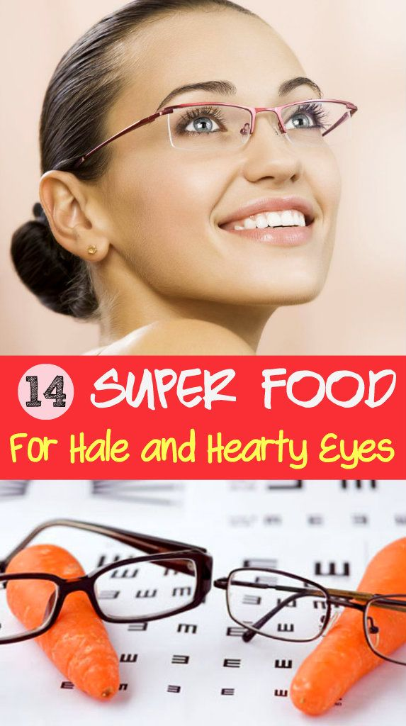 14 Super #Foods for Hale and Hearty #Eyes  Foods to Improve the Vision of Eyes #EyeCare