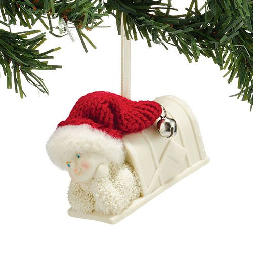 Holiday Mail Ornament