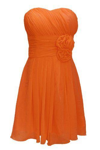 Dressystar Short Bridesmaid Dress Chiffon Prom Dress for Juniors Orange Size 8 Dressystar,http://www.amazon.com/dp/B00GASD2F6/ref=cm_sw_r_pi_dp_OVpctb1FYFYEGF84