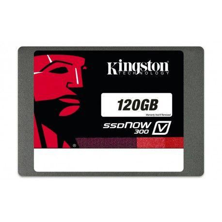 Unidades de estado sólido. Kingston Technology - SSDNow V300 120GB. 49,27 €