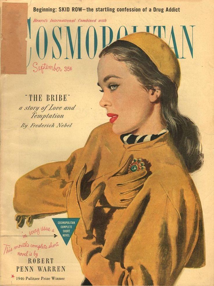 Cosmopolitan Magazine, September 1947