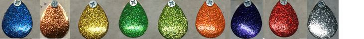 Pro-Tec Powder Paint - DISCO COLORS, Color Choice - Jig and spoon Paint 2 oz.  | eBay