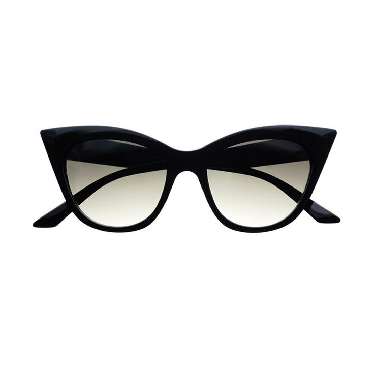 Vintage Retro Fashion Style Tip Pointed Cat Eye Sunglasses Shades C91 – FREYRS - Beautifully designed, cheap sunglasses for men & women